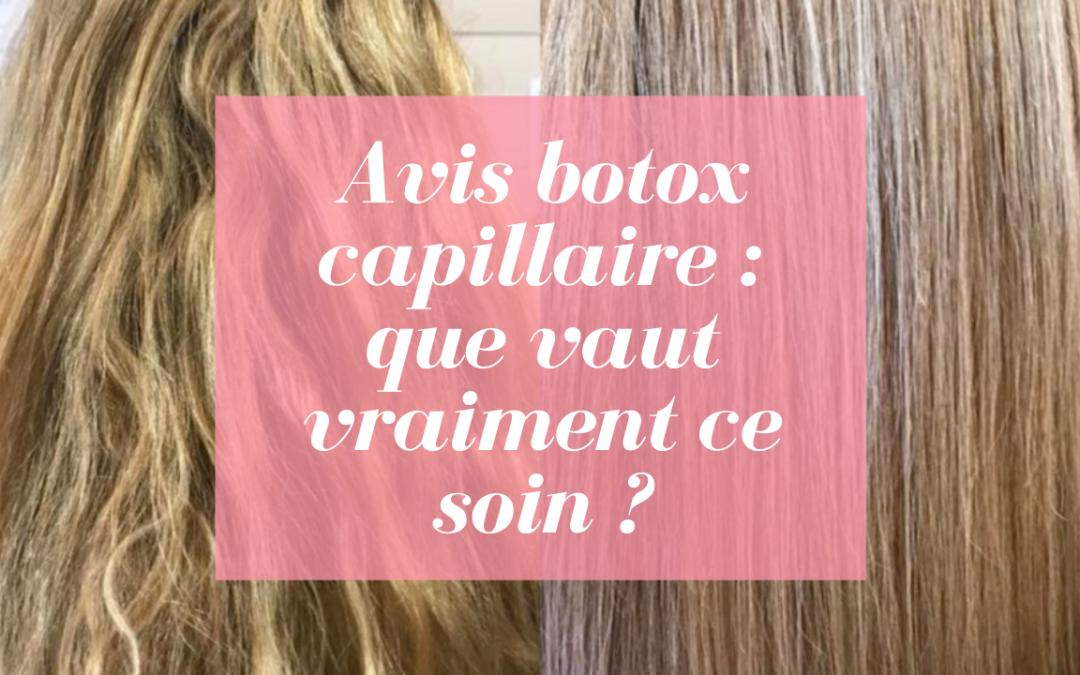 Avis botox capillaire : que vaut vraiment ce soin ?