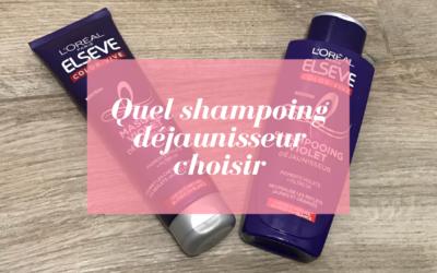 Quel shampoing violet dejaunisseur choisir ?